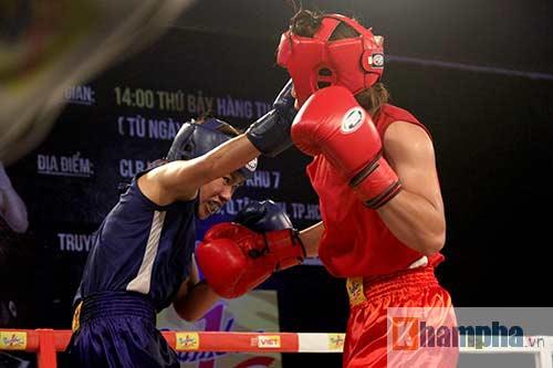 Cao thủ boxing thị uy trên sàn Đấu trường thép - 4