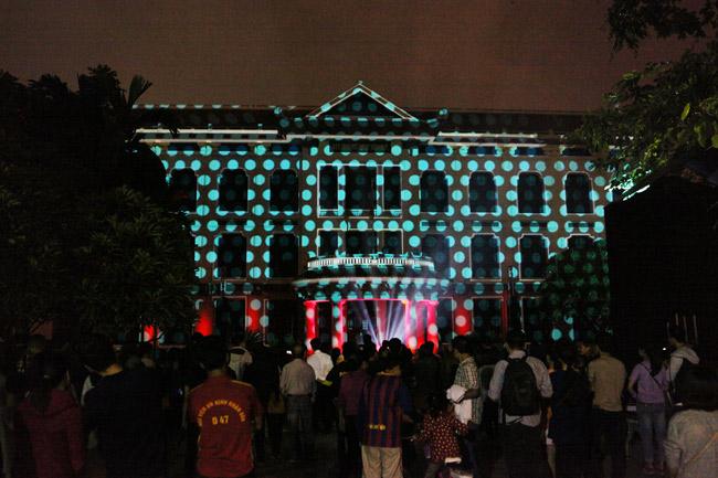 Màn trình diễn ánh sáng nghệ thuật mãn nhãn giữa Thủ đô - 6