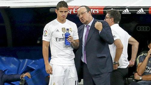 Real sắp loạn vì triết lý của Benitez - 1