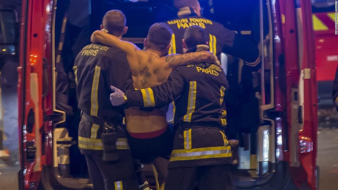 Bắt bố và anh trai nghi phạm khủng bố ở Pháp - 1