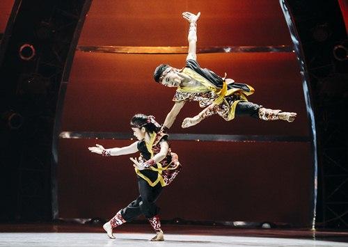 """Quang Đăng tái hiện chuyện tình cảm động tại """"Bước nhảy"""" - 9"""