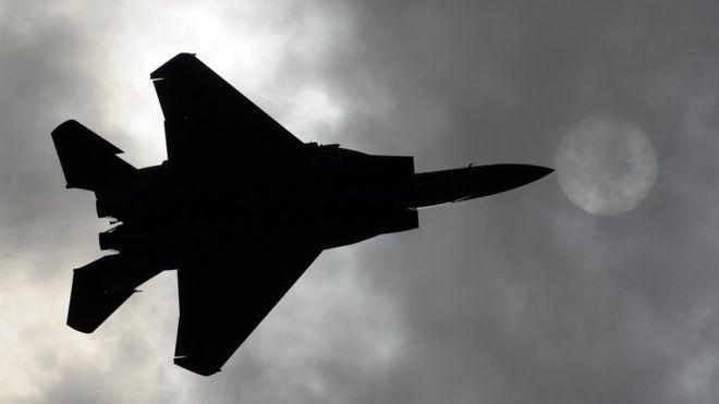 Máy bay Mỹ tiêu diệt thủ lĩnh IS ở Libya - 1