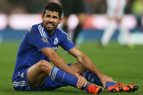 """Tiết lộ: Mourinho từng muốn """"tống cổ"""" Costa từ mùa Hè - 1"""