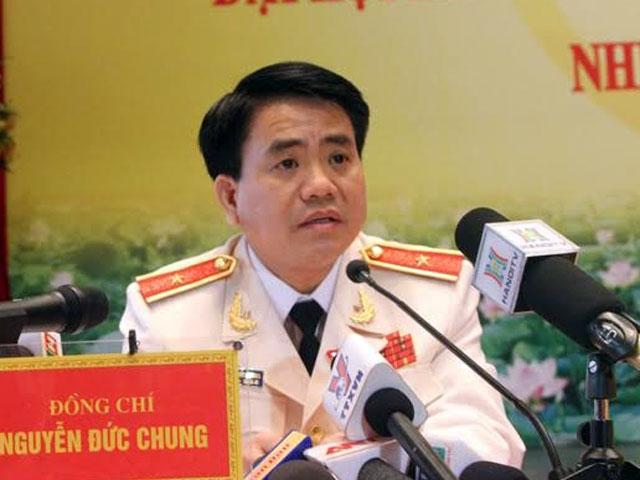 Sắp họp bầu ông Nguyễn Đức Chung làm Chủ tịch TP Hà Nội - 1