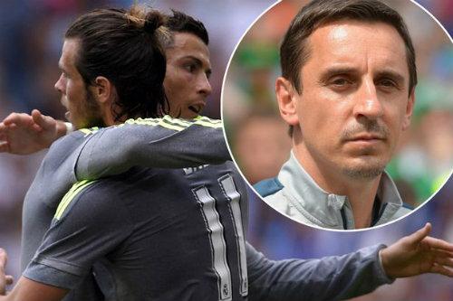MU nên mua Bale thay vì Ronaldo - 1