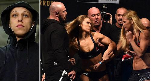 """Ronda Rousey - Holly Holm: """"Nữ hoàng"""" trả giá - 1"""