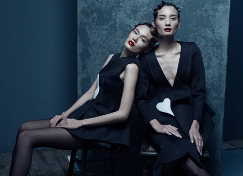 Quang Đại âu yếm người mẫu nam trong bộ ảnh mới - 7