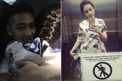 """Facebook sao 15/11: Phương Trinh được """"bạn trai"""" hôn má - 2"""