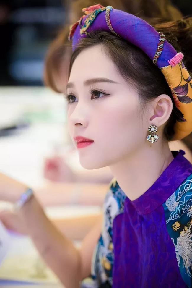 Hoa hậu Đặng Thu Thảo được ca ngợi là Hoa hậu Việt Nam xinh đẹp nhất.
