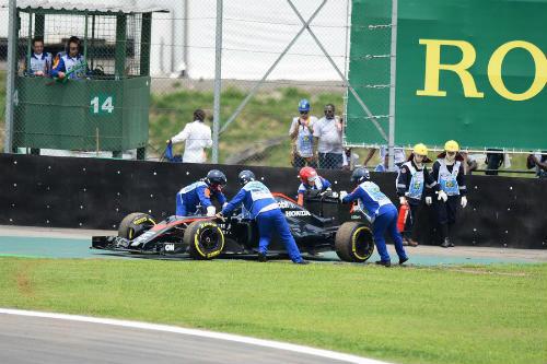 Phân hạng Brazilian GP: Pole thứ 5 liên tiếp của Rosberg - 2