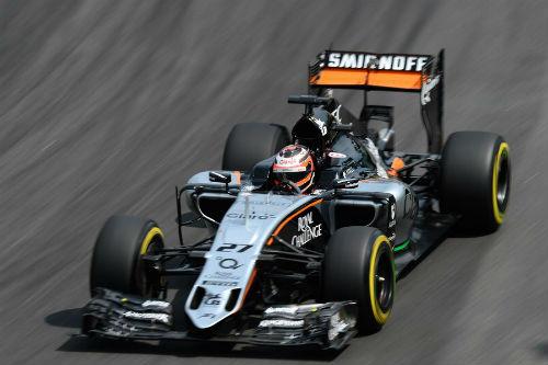 Phân hạng Brazilian GP: Pole thứ 5 liên tiếp của Rosberg - 1