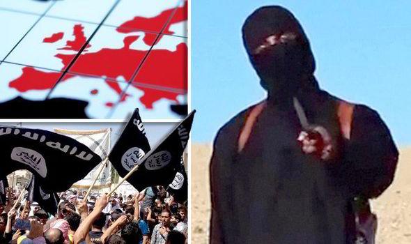 IS tuyên bố sẽ tấn công London, Washington DC, Rome - 1