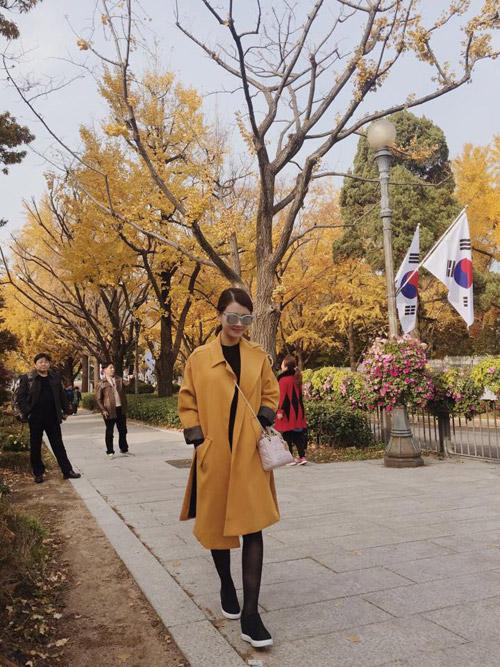 """Giới trẻ Việt """"phát cuồng"""" với mùa thu Hàn Quốc - 3"""