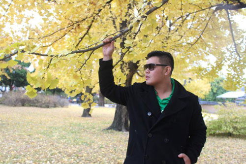 """Giới trẻ Việt """"phát cuồng"""" với mùa thu Hàn Quốc - 8"""