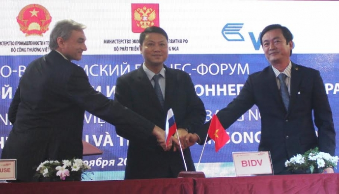 Có thể thanh toán song phương Việt - Nga bằng nội tệ - 1