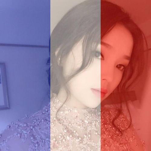 Sao Việt đồng loạt đổi ảnh Facebook cầu nguyện cho Paris - 5