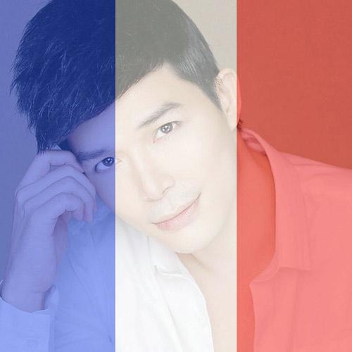 Sao Việt đồng loạt đổi ảnh Facebook cầu nguyện cho Paris - 9