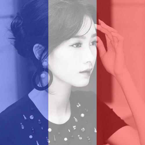 Sao Việt đồng loạt đổi ảnh Facebook cầu nguyện cho Paris - 1