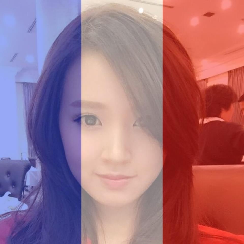 Sao Việt đồng loạt đổi ảnh Facebook cầu nguyện cho Paris - 4