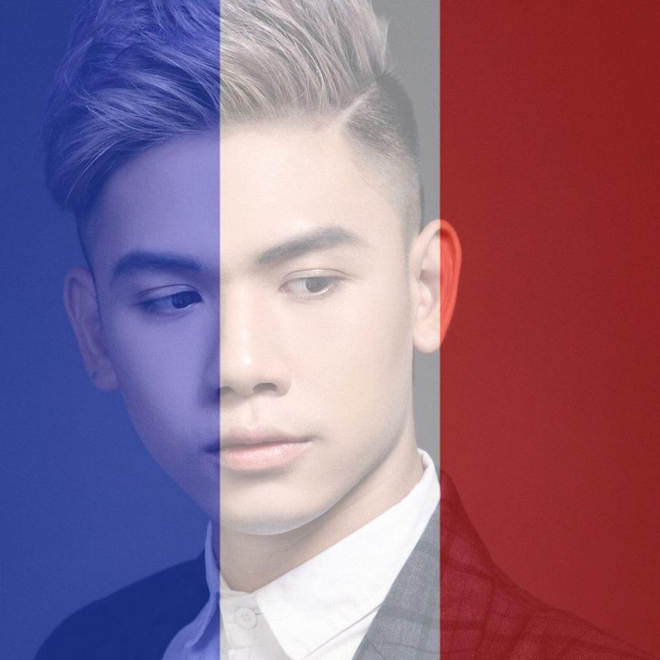 Sao Việt đồng loạt đổi ảnh Facebook cầu nguyện cho Paris - 8
