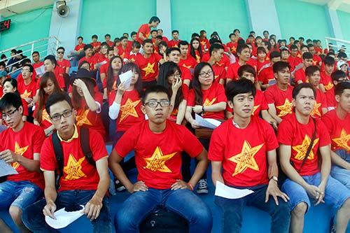 """CĐV Việt Nam háo hức """"tiếp lửa"""" giải U21 Clear Men Cup - 5"""