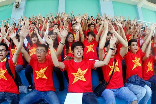 """CĐV Việt Nam háo hức """"tiếp lửa"""" giải U21 Clear Men Cup - 8"""