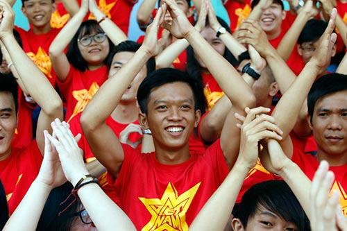 """CĐV Việt Nam háo hức """"tiếp lửa"""" giải U21 Clear Men Cup - 9"""