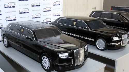 Tiết lộ kế hoạch đóng siêu xe mới bảo vệ Tổng thống Nga - 1
