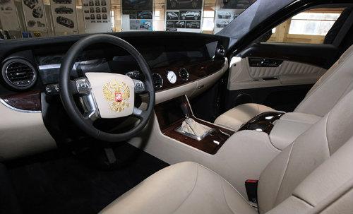 Tiết lộ kế hoạch đóng siêu xe mới bảo vệ Tổng thống Nga - 2