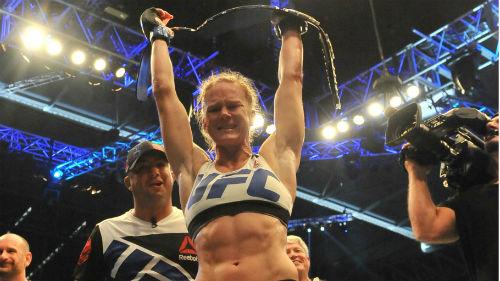 Holly Holm: Từ kẻ bị hắt hủi đến tân nữ hoàng UFC - 2