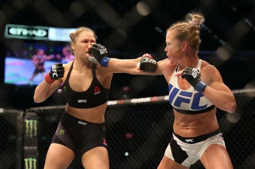 Holly Holm: Từ kẻ bị hắt hủi đến tân nữ hoàng UFC - 1