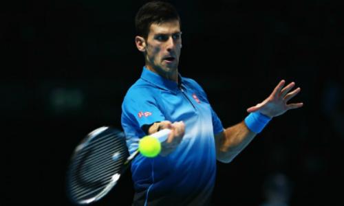 Djokovic - Nishikori: Uy lực khủng khiếp (ATP Finals) - 1