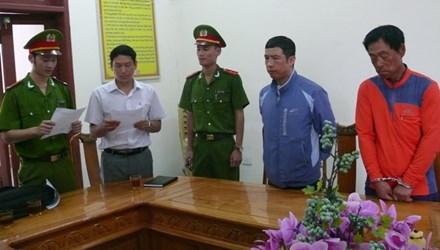 Hai người Hàn Quốc hầu tòa vụ sập giàn giáo ở Formosa - 1