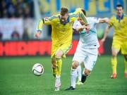 Các giải bóng đá khác - Ukraine - Slovenia: Đến gần giấc mơ