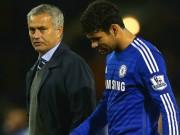"""Bóng đá - Tiết lộ: Mourinho từng muốn """"tống cổ"""" Costa từ mùa Hè"""