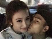 """Phim - Facebook sao 15/11: Phương Trinh được """"bạn trai"""" hôn má"""
