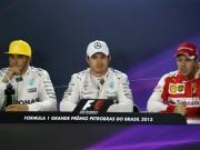 Thể thao - Phân hạng Brazilian GP: Pole thứ 5 liên tiếp của Rosberg