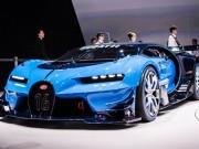 Choáng ngợp trước Bugatti Vision Gran Turismo mới