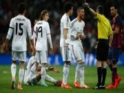 """Bóng đá - Tiếng còi """"đen"""" Real-Barca: 3 quả 11m đáng ngờ (P4)"""