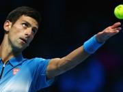 Thể thao - Djokovic - Nishikori: Uy lực khủng khiếp (ATP Finals)