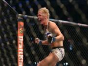 Thể thao - Holly Holm: Từ kẻ bị hắt hủi đến tân nữ hoàng UFC