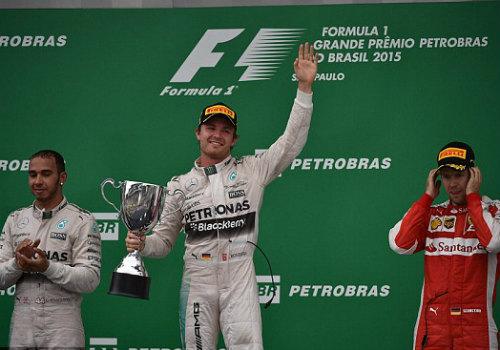 Video F1, Brazilian GP: Hamilton nối dài giấc mơ buồn - 3