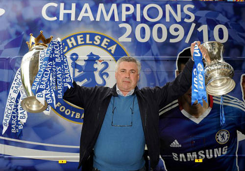 "Chelsea: Ancelotti ""vừa đấm vừa xoa"" Mourinho - 3"