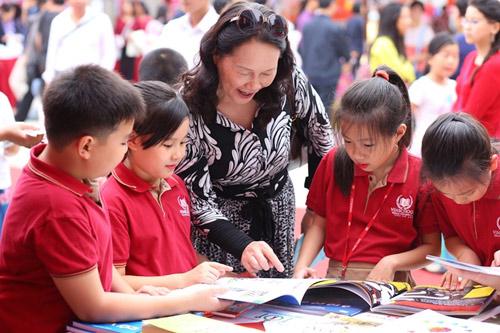 Hội sách Vinschool Book Fair 2015: Tôn vinh văn hóa đọc - 1