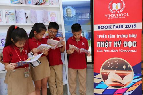 Hội sách Vinschool Book Fair 2015: Tôn vinh văn hóa đọc - 5