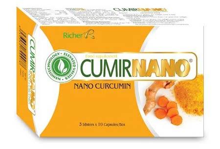 Tinh nghệ Nano Curcumin có chữa khỏi đau dạ dày? - 4