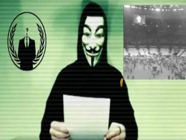 Nhóm hacker Anonymous tuyên chiến với IS - 1