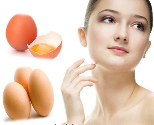 Khắc phục 4 vấn đề về da chỉ với 1 quả trứng - 1
