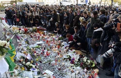 Từ vụ khủng bố Paris: Thể thao chung tay vì hòa bình - 1