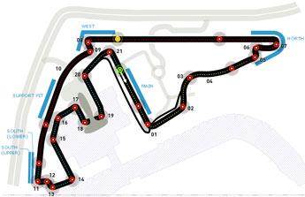 Lịch thi đấu F1: Abu Dhabi GP 2015 - 1